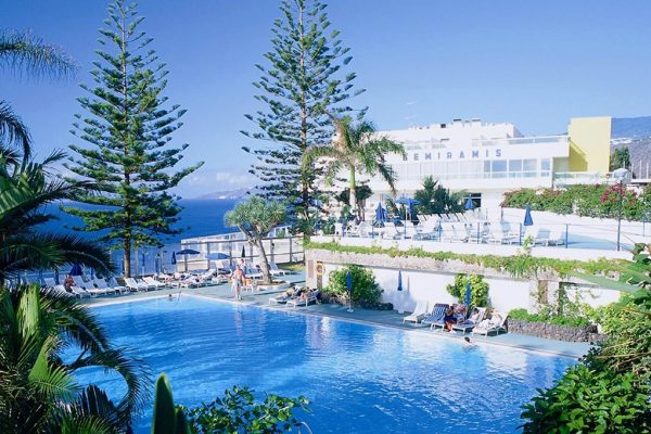 Hotel Best Semiramis all inclusive hotel in Tenerife North