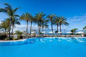 Meliá Jardines del Teide hotel swimming pool