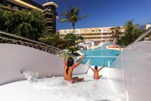 Allegro Isora hotel water slide
