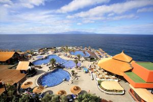 Barceló Santiago all inclusive hotel tenerife south