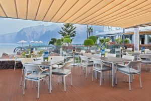 Barceló Santiago hotel restaurant