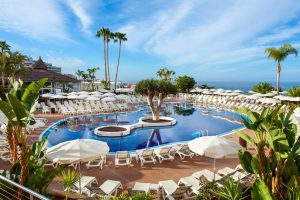 Be Live Experience Playa La Arena all inclusive hotel in tenerife south