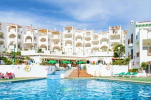 Blue Sea Apartamentos Callao Garden all inclusive hotel tenerife south