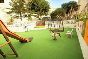 Catalonia Punta del Rey playground