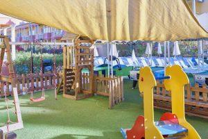 Coral Compostela Beach Golf hotel playground