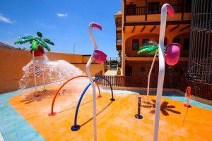 Coral Los Alisios hotel tenerife south swimming pool