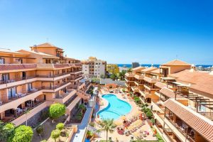 Coral Los Alisios all inclusive hotel tenerife south
