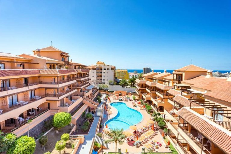 Coral Los Alisios all inclusive hotel tenerife south