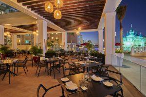 Fantasia Bahia Principe Tenerife restaurant
