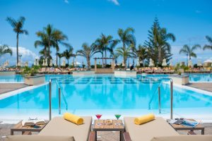 GF Gran Costa Adeje hotel swimming pool