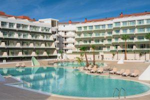 Gara Suites Golf & Spa swimming pool all inclusive hotel in Playa de las Americas