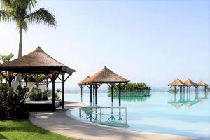 Gran Melia Palacio de Isora Resort & Spa infinity pool