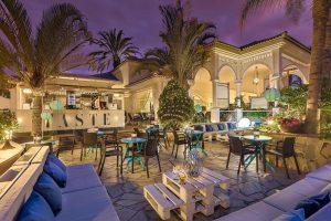 Gran Oasis Resort restaurant