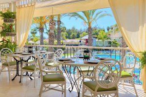 Gran Oasis Resort restaurant all inclusive hotel in Playa de las Americas