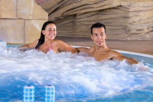 Grand Hotel Callao spa jacuzzi