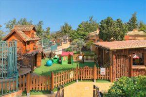 Green Garden Resort & Suites playground