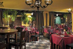 Green Garden Resort & Suites restaurant