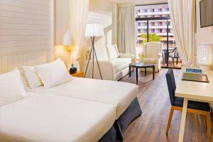 H10 Conquistador hotel room
