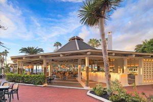 H10 Las Palmeras restaurant all inclusive hotel in Playa de las Americas
