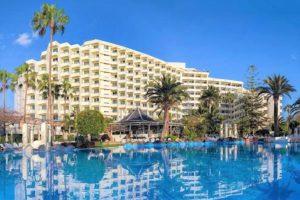 H10 Las Palmeras all inclusive hotel tenerife