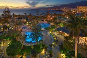 H10 Las Palmeras all inclusive hotel in playa de las americas