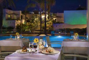 HD Parque Cristobal Tenerife dinner all inclusive hotel in Playa de las Americas