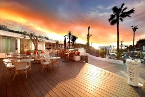 Hard Rock Hotel Tenerife restaurant all inclusive hotel in Costa Adeje