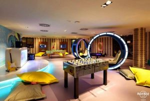 Hard Rock Hotel Tenerife games