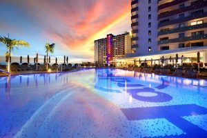 Hard Rock all inclusive Hotel Tenerife South
