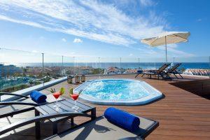 Hotel Best Tenerife jacuzzi