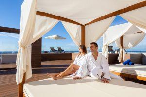 Hotel Best Tenerife sunbeds