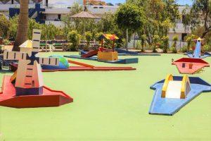 Hotel Gema Aguamarina Golf mini golf