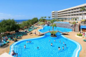 all inclusive Hotel Gema Aguamarina Golf swimming pool