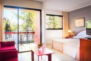 Hotel La Siesta room