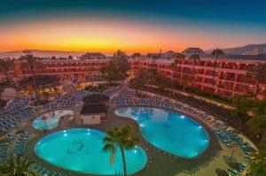 La Siesta all inclusive hotel in tenerife south