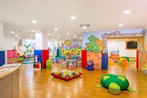 Hotel Troya mini club
