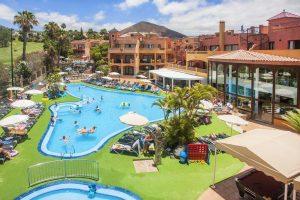all inclusive Hotel Villa Mandi Golf Resort swimming pool