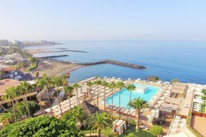 Iberostar Bouganville Playa hotel all inclusive in tenerife south
