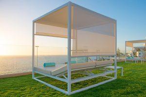 Iberostar Bouganville Playa sunbeds