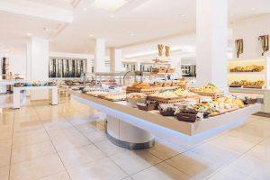 Iberostar Las Dalias restaurant all inclusive hotel in Playa de las Americas