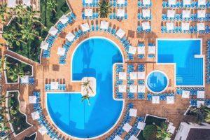 Iberostar Las Dalias swimming pool