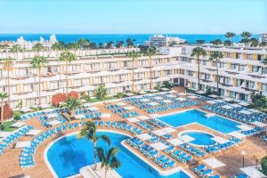Iberostar Las Dalias all inclusive hotel in tenerife south