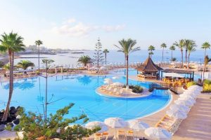 Iberostar Selection Anthelia hotel in costa adeje