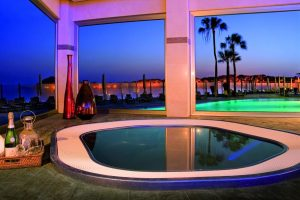 Kn Hotel Arenas del Mar adults only hotel romantic jacuzzi