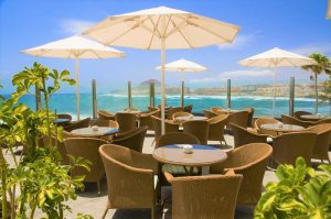 Kn Hotel Arenas del Mar adults only hotel restaurant