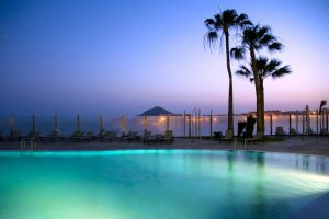 Kn Hotel Arenas del Mar all inclusive hotel in tenerife south swimming pool