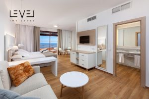 Meliá Jardines del Teide hotel room