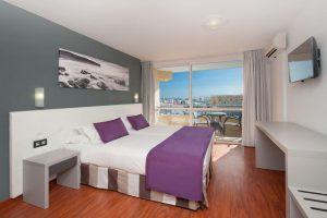 Olé Tropical Tenerife hotel room