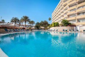 Olé Tropical Tenerife hotel swimming pool