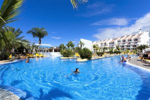 Paradise Park Fun Lifestyle swimming pool all inclusive hotel in Los Cristianos